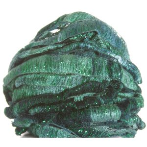 Rozetti Tundra Glitz Yarn - 42115 Holiday Emerald