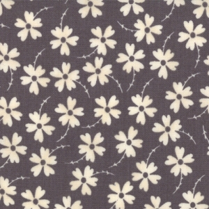 Sweetwater Mama Said Sew Fabric - Lazy Daisy - Concrete (5494 25)