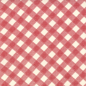 Sweetwater Mama Said Sew Fabric - The Bias - Apple Red (5495 11)
