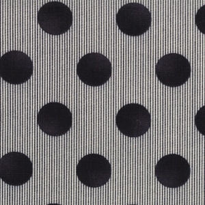 Sweetwater Mama Said Sew Fabric - Snaps - Black (5497 23)