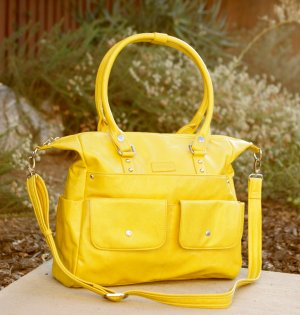 Namaste The Harlow - Canary Yellow (Discontinued)