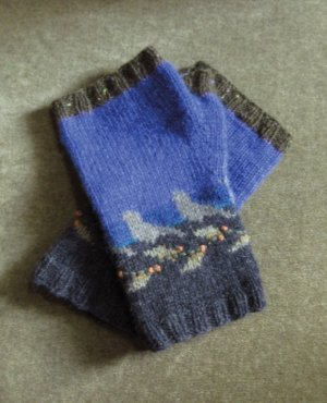 Sunday Knits Patterns - Night Birds Pattern