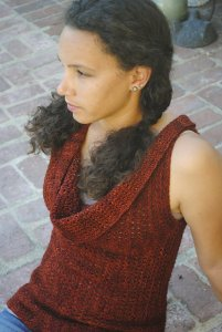 Madelinetosh Tosh Merino Light Olga's Vest Kit - Vests