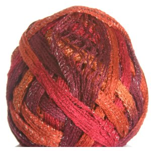 Red Heart Boutique Sashay Yarn - 1949 Salsa