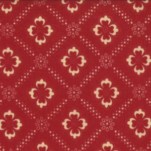 French General Chateau Rouge Fabric - Renaud - Roche (13625 12)