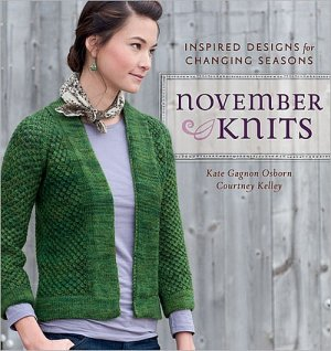 Kate Gagnon Osborn & Courtney Kelley - November Knits