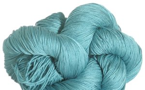 Fyberspates Pure Silk 4ply Yarn - Tropical Sea