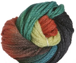 Araucania Andalien Yarn - 03 - Orange, Jade, Olive