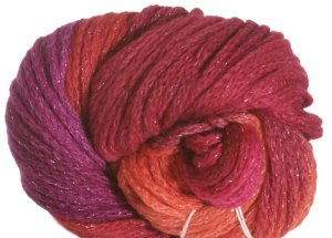 Araucania Andalien Yarn - 05 - Wine, Salmon, Rose