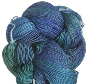 Araucania Nuble Yarn - 003 Blue, Violet, Green