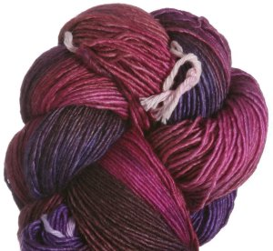 Araucania Nuble Yarn - 07 - Sienna, Deep Pink, Purple
