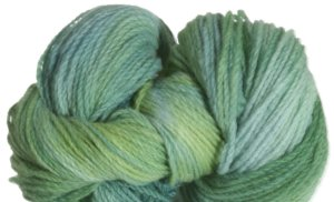 Sweet Grass Wool Mountain Silk DK Yarn - Gecko