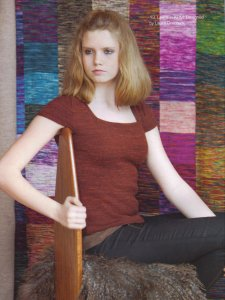 Koigu KPM Laara Kit - Women's Pullovers