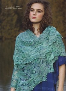 Koigu Mori Lucky Lady Kit - Scarf and Shawls