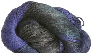 Wolf Creek Wools Panda Yarn - Stormy Skies