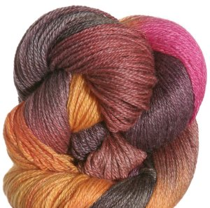 Wolf Creek Wools Panda Yarn - Fall Colors