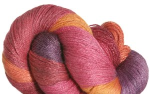 Wolf Creek Wools Panda Yarn - Flame