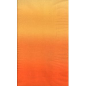 V and Co. Simply Color Fabric - Ombre - Sweet Tangerine (10800 16)