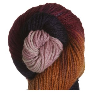 Lorna's Laces Shepherd Sport Yarn - '12 November - Rusty Bucket