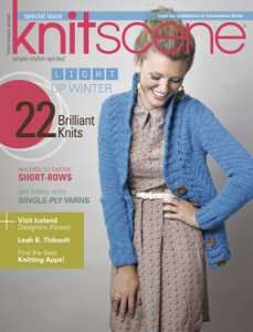 Knitscene Magazine - '12 Winter