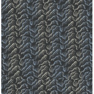Parson Gray Seven Wonders Fabric - River - Deep