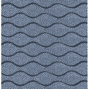 Parson Gray Seven Wonders Fabric - Lei - Pool