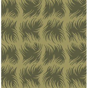 Parson Gray Seven Wonders Fabric - Wind - Moss