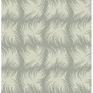 Parson Gray Seven Wonders Fabric - Wind - Silver