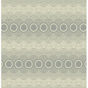 Parson Gray Seven Wonders Fabric - Clouds - Mist