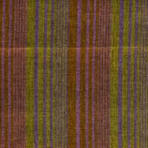 Kaffe Fassett Woven Haze Stripe Fabric - Pewter