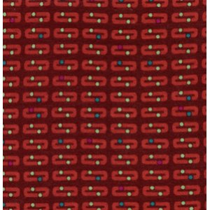 Jay McCarroll Germania Knits Fabric - JJJJJ - Green (Knit)