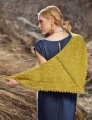 The Fibre Company Acadia Mountain Nettle Shawl Kit