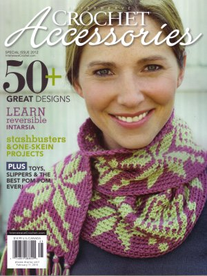 Interweave Crochet Magazine - '12 Accessories