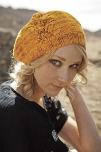 Malabrigo Rios Brazel Beret Kit - Hats and Gloves