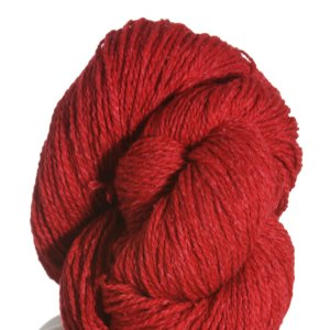 Elsebeth Lavold Silky Wool Yarn - 131 Bright Red