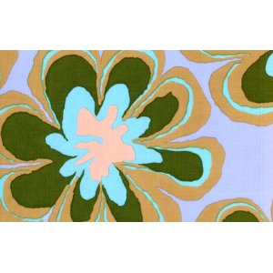 Brandon Mably Flora Fabric