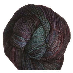 All For Love Of Yarn Opulence Fingering Yarn - Cabernet