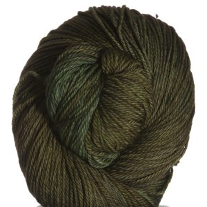 All For Love Of Yarn Opulence Fingering Yarn - Greek Olives