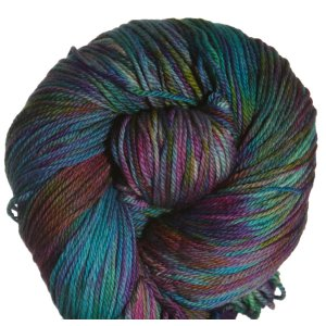 All For Love Of Yarn Opulence Fingering Yarn - Tropica