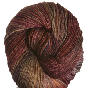 All For Love Of Yarn Opulence Fingering Yarn - Coyote Trail