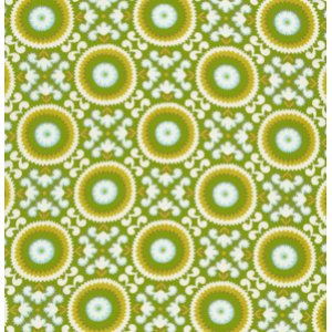 Dena Designs Kumari Garden Fabric - Tara - Green