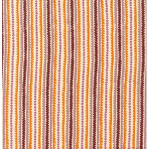 Denyse Schmidt Hope Valley Fabric - Canyon Stripe - Fiesta