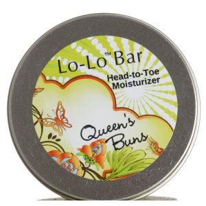 Bar-Maids Lo-Lo Body Bar - '12 Holiday Collection - Queen's Buns