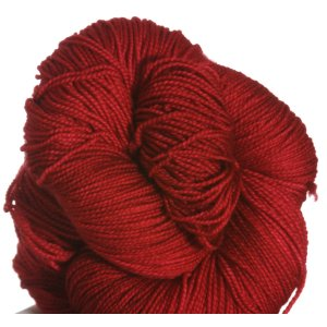 Malabrigo Lace Superwash Yarn - 611 Ravelry Red