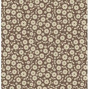 Jenean Morrison In My Room Fabric - Loft - Brown