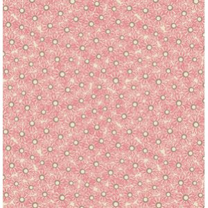 Jenean Morrison In My Room Fabric - Hideaway - Pink