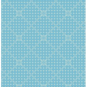 Jenean Morrison In My Room Fabric - Nook - Blue