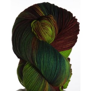 Dream In Color Smooshy Yarn - '12 Holiday Collection - Cranberry Kale