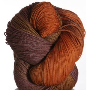 Lorna's Laces Shepherd Sock Yarn - '12 Holiday Collection - Pumpkin Pie