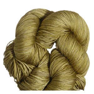 Fyberspates Pure Silk 4ply Yarn - Fools Gold